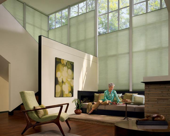 Cortina Duette®: modelo ideal para quem busca conforto acústico