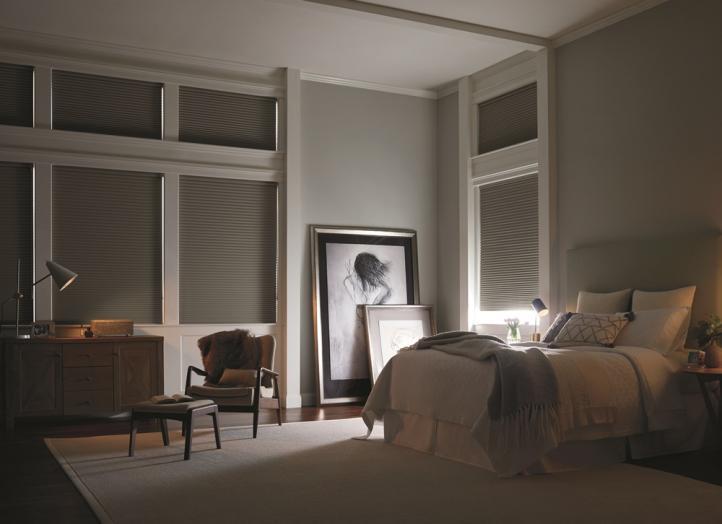 Escolha a cortina certa para uma boa noite de sono