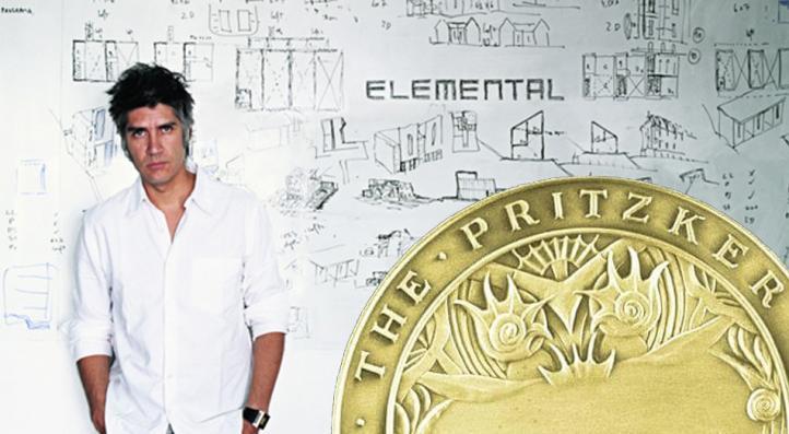 Alejandro Aravena, primer chileno en ganar el premio Pritzker